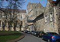 Winchester Cathedral, south side - geograph.org.uk - 1221213.jpg
