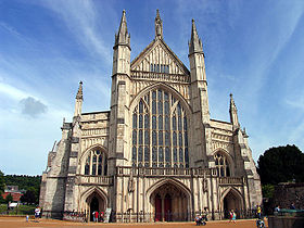 Image illustrative de l'article Cathédrale de Winchester