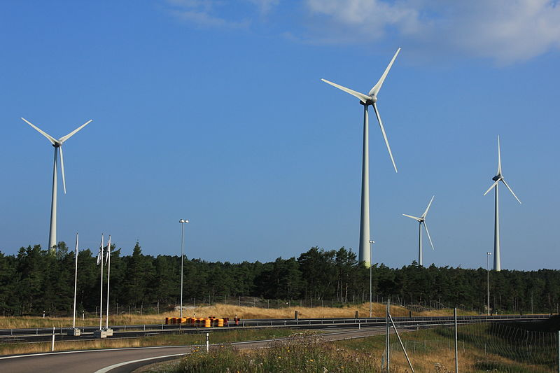 Sweden on target for 30 TWh of wind power by 2020