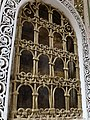 Window to tomb of Moulay Idriss II 2.jpg