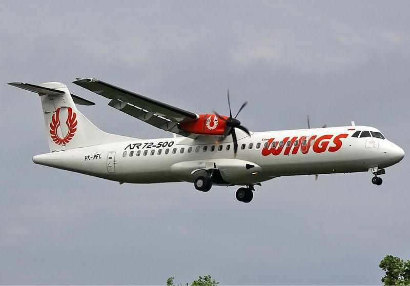 Wings Air by Lion Air (Denpasar-Waingapu)