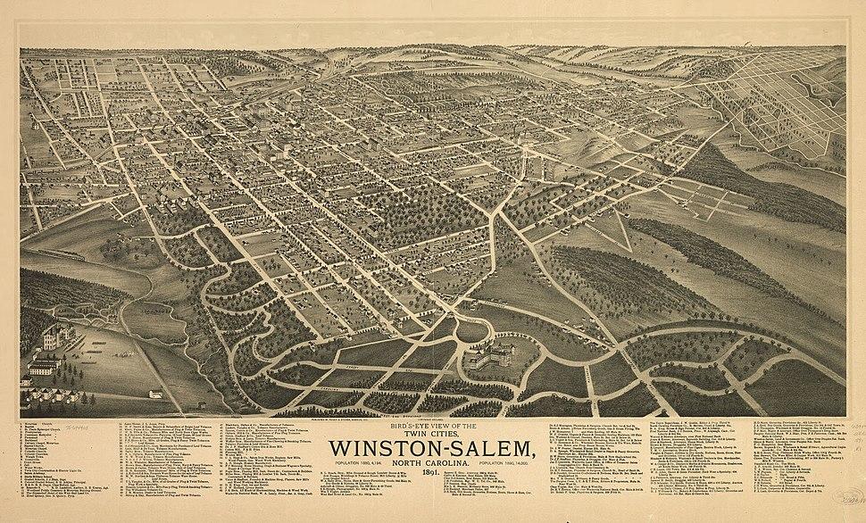 Winston-Salem 1891