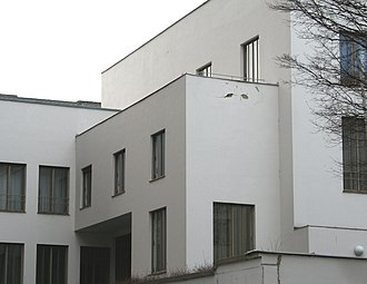 Margaret Stonborough-Wittgenstein - Haus Wittgenstein, also known as  Stonborough House, in Vienna