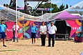 Women's Beach Rugby Victory Ceremony 2019 SABG (8).jpg