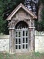Wooden Gateway - geograph.org.uk - 675544.jpg