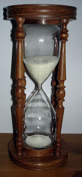 File:Wooden hourglass.jpg