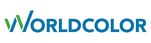 Worldcolor - Image: World Color Logo