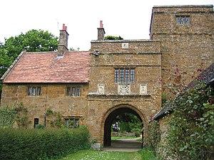 Wormleighton Manor - The Gatehouse