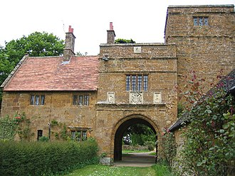 Wormleighton Manor - The Gatehouse