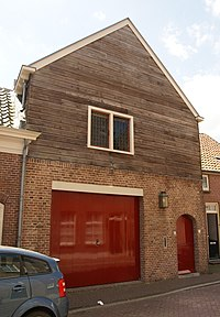 Woudrichem - rijksmonument 39585 - Vissersdijk 6 20120630.jpg