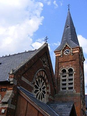 Wraysbury - Baptist chapel in Wraysbury