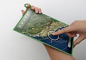 OLPC XO-3 - Image: Xo 3 fuse 4