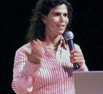 Yael Arad - Yael Arad in 2009
