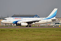 VP-BHW - A320 - Yamal Airlines