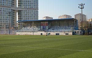 Ataşehir Belediyespor - Yeni Sahra Stadium, home of Ataşehir Belediyespor.