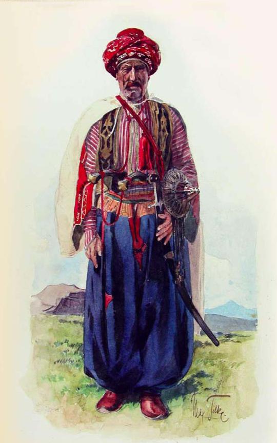 Yezidi Man-2
