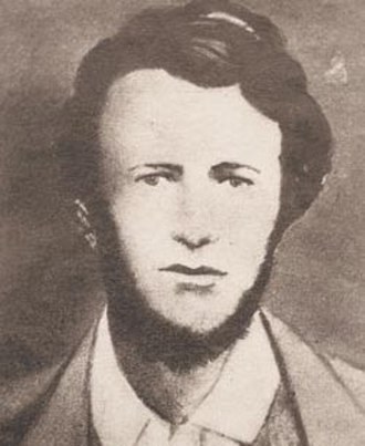 Wyangala - Ben Hall, a notorious bushranger of the Lachlan Valley in the 1800s