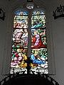 Ypreville-Biville (Seine-Mar.) église d'Ypreville, vitrail 06.jpg