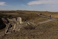 Xanadu - former capital of the Mongol ruler Kublai Khan