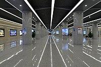 Yujiapu Railway Station Hall 20171003.jpg