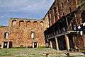 Zamek w Radzyniu Chełmińskim widok wewnątrz2 by AW.jpg