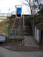 Zastávka Úholičky, schodiště od Podmoráně.jpg