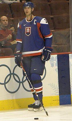 Slovakiens herrlandslag i ishockey – Wikipedia