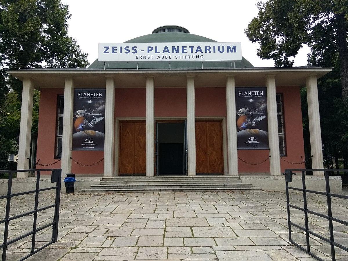Planetarium Jena Wikipedia