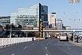 Zhongguancun Street from Haidian Huangzhuang North (20201214123508).jpg