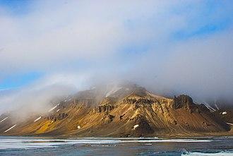 Franz Josef Land - Cape Brice, Ziegler Island, Franz Josef Land