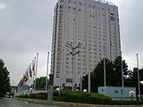 ケンピンスキー ゾグラフスキー当時のホテル マリネラ ソフィア