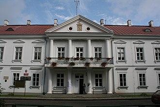 House of Zamoyski - Image: Zwierzyniec Ordynacja Zamojska