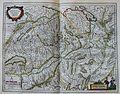 """""""Helvetia, cum finitimis regionibus confoederatis - Per Gerardum Mercatorem """" (22265472371).jpg"""