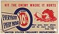 """Hit the Enemy Where It Hurts"" War Bonds Advertising Insert - DPLA - d3bc05fd0a11872de368353218679b3c (page 3).jpg"