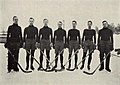 """""""Hockey Team"""" from Trinity ivy yearbook 1911 (page 149 crop).jpg"""