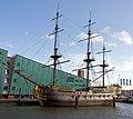 'Amsterdam' sail replica - Amsterdam, Holland - panoramio.jpg