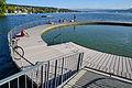 'See-Schwimmbecken' des Strandbads Tiefenbrunnen am Zürichsee in Zürich 2013-09-21 17-17-22.JPG