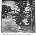 'Sleepy Hollow', College St residence of Hon. J. R. Robinson, from early in the Present Century, from 1891, from 'Toronto Old and New...'.png
