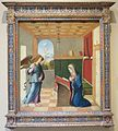 'The Annunciation' by Francesco Bissolo, Norton Simon Museum.JPG