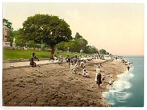 Cowes - Cowes, ca. 1890 - 1900.