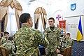 «Ви мужні, сильні, розумні, перспективні», Степан Полторак вихованцям Київського військового ліцею імені Івана Богуна (39416884402).jpg