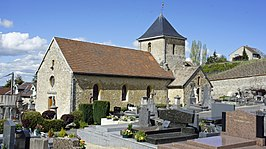 Kerk in Mailly-Champagne