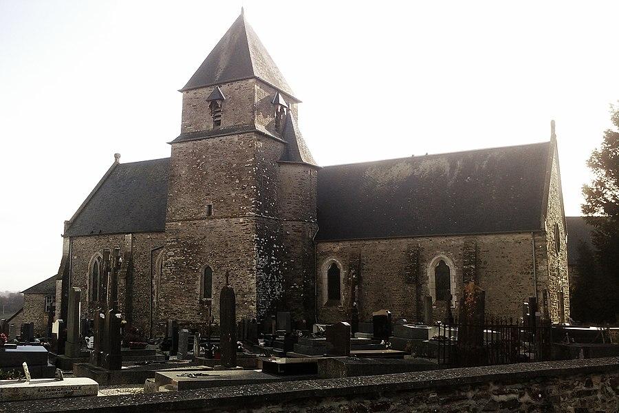 Église Saint-Ébremond de fr:Saint-Ébremond-de-Bonfossé