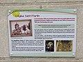 Église Saint-Martin de Nervieux - Plaque explicative.jpg