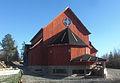 Östanbäcks kloster, Enhetens kyrka under byggnad 5825.JPG