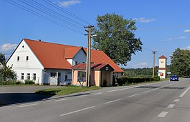 Člunek, road No 164.jpg