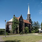 Kirche Polnisch