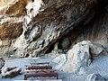 Σπήλαιο Αγίου Κοσμά ερημίτη στην περιοχή Μονής Κουδουμά Ηράκλειο Κρήτης.jpg