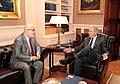 Συνάντηση ΥΠΕΞ Δ. Αβραμόπουλου με Πρέσβη Ηνωμένων Αραβικών Εμιράτων (8190854778).jpg