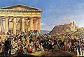 Υποδοχή του Όθωνα στην Αθήνα.jpg